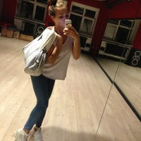 Photo taken at Infinity Dance Studio by Anna on 11/8/2013
