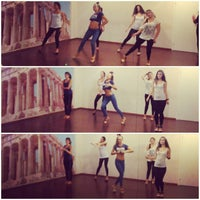 Photo taken at Infinity Dance Studio by Anna on 9/12/2013