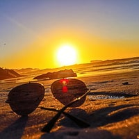 Photo taken at Clifton 2nd Beach by Prudy on 1/6/2016