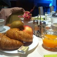 Das Foto wurde bei Clima Cityhotel Vienna von Ирина К. am 10/1/2013 aufgenommen