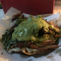 Photo taken at Tacos El Poblano by Miry S. on 8/1/2018