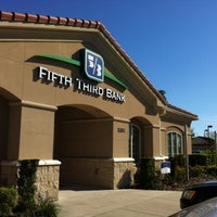 Photo taken at Fifth Third Bank & ATM by Natalie P. on 1/23/2013