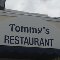 Photo taken at Tommy's Restaurant by T W. on 8/24/2014