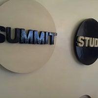 Photo taken at Summit Studios by Flo B. on 10/5/2013