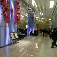 Photo taken at L'hotel Nina et Convention Centre by Armelia R. on 1/19/2013