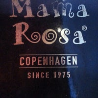 Photo taken at Mama Rosa by Artur on 9/11/2013
