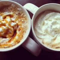 Photo taken at Starbucks Avda Constitución 11 by Laura S. on 1/31/2013