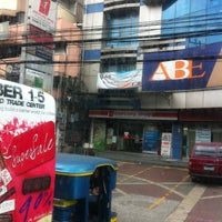 Photo taken at Taft & Padre Faura Intersection by Mike A. on 1/20/2013