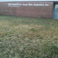 Photo taken at League for People with Disabilities by Kathy H. on 1/30/2013