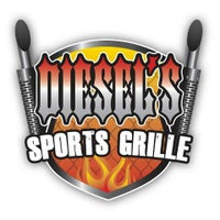 Photo taken at Diesel's Sports Grille by Andrea H. on 4/14/2013