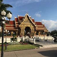 Photo taken at Thai Pavilion by Nishi on 1/26/2017