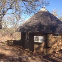 Photo taken at Olifants Rest Camp by Yulia on 8/25/2016