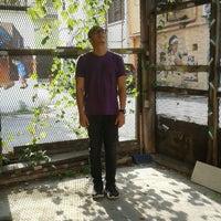 Photo taken at Ipoh Mural Art's Lane by Lisa Loise on 5/29/2015