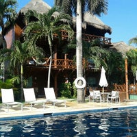 Foto tomada en Hotel Boutique Magic Blue Playa del Carmen por Karo G. el 8/25/2015