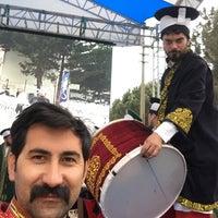 Photo taken at Gülyali Belediye Parkı by Muhammed Selman Z. on 5/18/2018