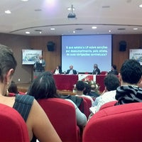 Photo taken at IESB - Instituto de Educação Superior de Brasília by André M. on 5/20/2013