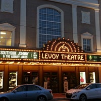 Photo taken at Levoy Theatre by Randall B. on 9/19/2014