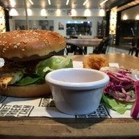 Photo taken at Gourmet Burger Kitchen by Varun N. on 5/4/2016