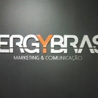 Photo taken at Energy Brasil by Gustavo V. on 11/30/2012