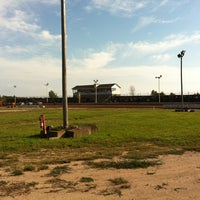 Photo taken at The New Humberstone Speedway by Chelsy H. on 8/18/2013