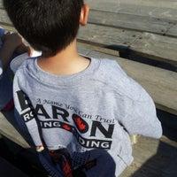 Photo taken at Merritville Speedway by Chelsy H. on 6/7/2014