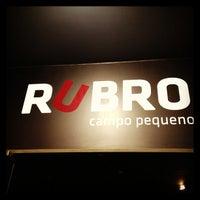 Foto tirada no(a) Rubro por Filipe G. em 8/8/2013