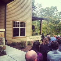 Photo taken at Capital Camps & Retreat Center by Sarah A. on 10/14/2012