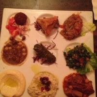 Photo taken at Lebanese Taverna by Sana S. on 12/12/2012