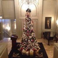 Photo taken at The Ritz-Carlton, Atlanta by Victoria D. on 12/24/2016