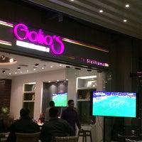 Photo taken at Golio's by Abdullah F. on 1/21/2015