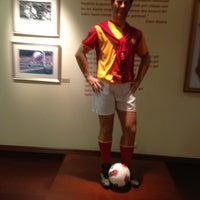 3/17/2013 tarihinde Yelda Y.ziyaretçi tarafından Galatasaray Müzesi'de çekilen fotoğraf
