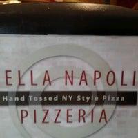 Photo taken at Pizzera Bella Napoli by Mark O. on 4/4/2013