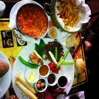 Photo taken at Symbol Cafe & Restaurant by Handan D. on 1/20/2013