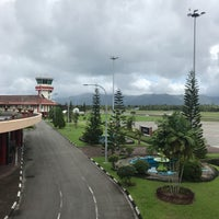 Photo taken at Pattimura International Airport (AMQ) by Guneyhan . on 9/3/2017