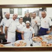 Photo taken at L'Antica Pizzeria da Michele by Ulker S. on 7/20/2013