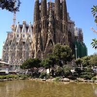 Photo prise au Sagrada Família par Ulker S. le4/23/2013