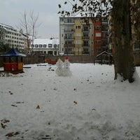 Photo taken at Vendel utcai jàtszótèr by Anita Z. on 1/14/2013