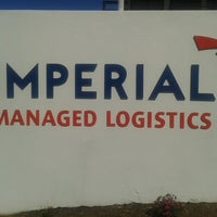 Photo taken at Imperial Managed Logistics by Riaan v. on 9/22/2013