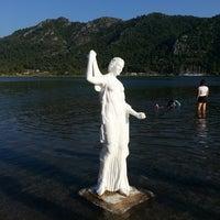 6/19/2013 tarihinde Enis Mehmet A.ziyaretçi tarafından Kız Kumu Plajı'de çekilen fotoğraf