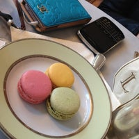 Photo taken at Ladurée by Shaikha A. on 4/30/2013