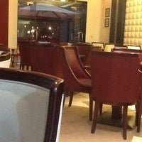 Photo taken at Mozart Café by Ahmed M. on 1/18/2013