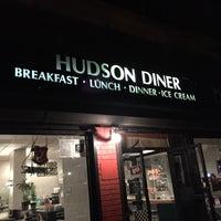 Photo taken at Hudson Diner by Tara N. on 11/11/2016