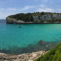 Photo taken at Cala Romantica by Sergey L. on 6/25/2018