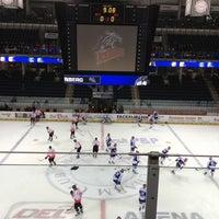 Photo taken at Arena Nürnberger Versicherung by Clément L. on 1/27/2013