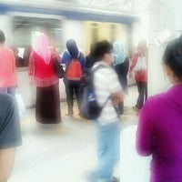Photo taken at Central Walkway KL Monorail by Chor A. on 1/1/2014
