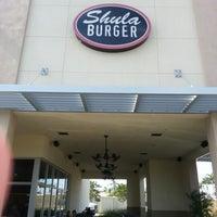 Photo taken at Shula Burger by John S. on 1/11/2013