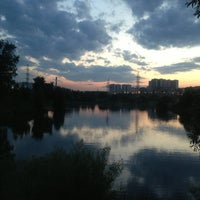 Foto tirada no(a) Ландшафтный парк «Митино» por Ivan S. em 6/1/2013