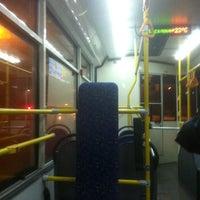 Photo taken at Троллейбус № 57 by Svetlank@ on 3/16/2013