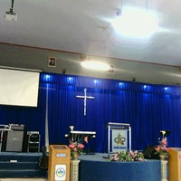 Photo taken at Chapel STT Jaffray by Angelic Natalizha C. on 4/28/2013