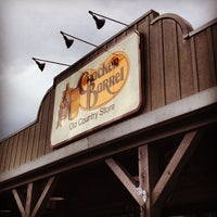 Photo taken at Cracker Barrel Old Country Store by Luke M. on 9/2/2013